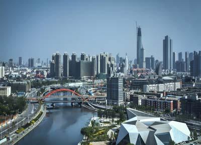 السياحة في تيانجين