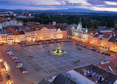 السياحة في تشيسكى بوديوفيتسه