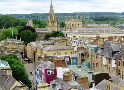 السياحة في أكسفورد