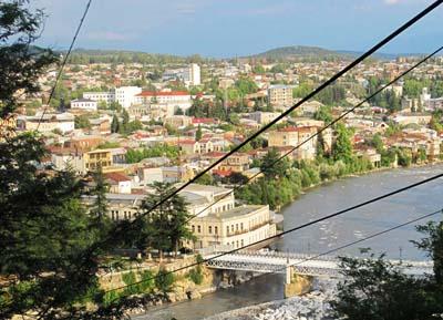 السياحة في كوتايسي