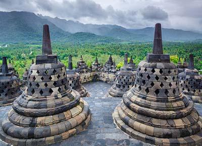 السياحة في جاوة الوسطى
