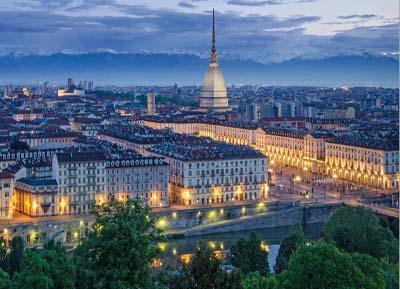 السياحة في تورينو