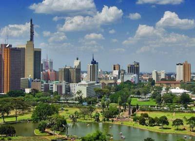 السياحة في نيروبى