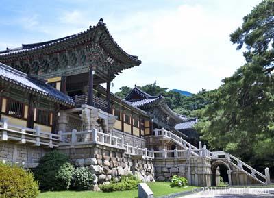 السياحة في غيونغجو