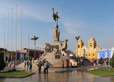 السياحة في تروخيلو