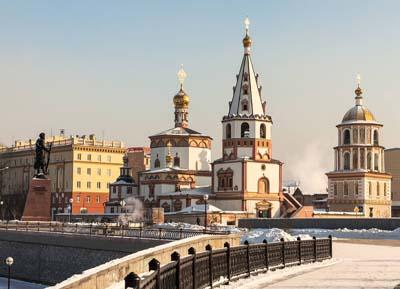 السياحة في ايركوتسك