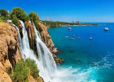 السياحة في انطاليا