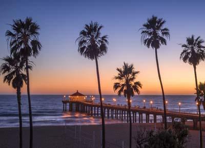 السياحة في كاليفورنيا