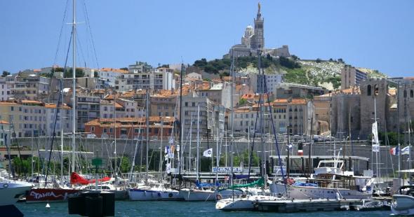 ميناء مارسيل القديم