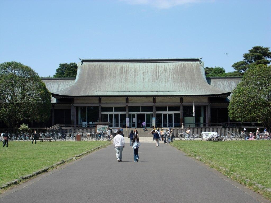 متحف ايدو طوكيو المعماري المفتوح