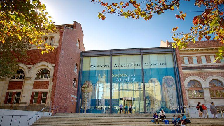 متحف غرب استراليا