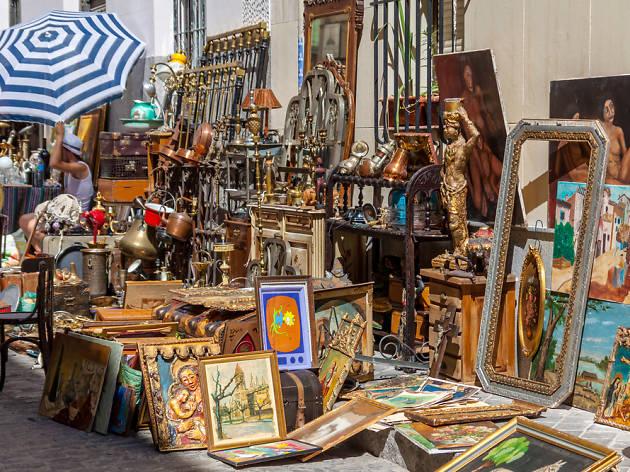 سوق إل راسترو