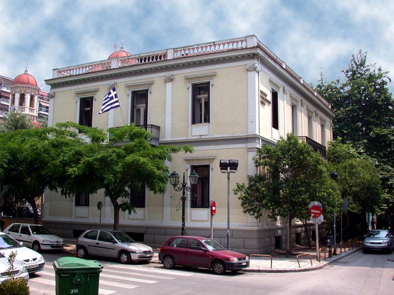 متحف النضال المقدوني