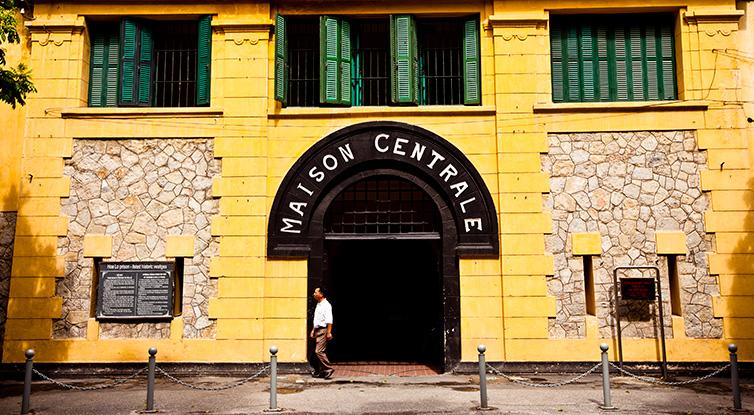 متحف سجن هوا لو هانوي