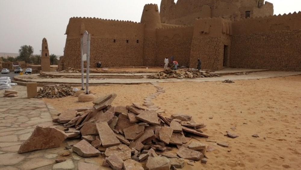 قلعة الصعيدي