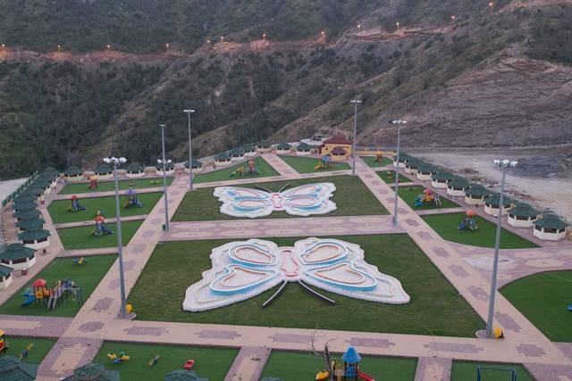 حديقة الباحة الوطنية - بلجرشي - الباحة السعودية المسافرون العرب