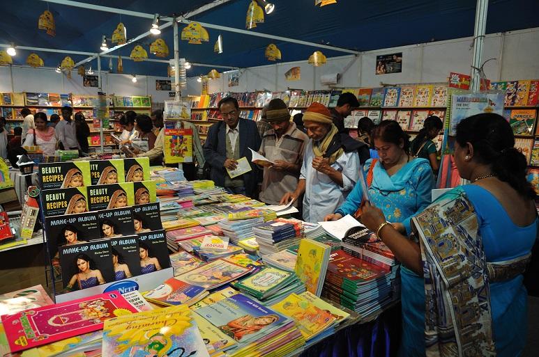 معرض كولكاتا للكتاب