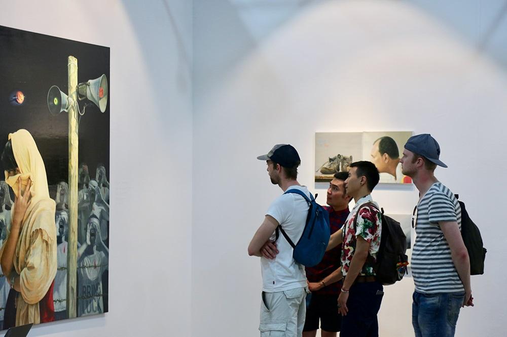 معرض فن كاوشيونغ