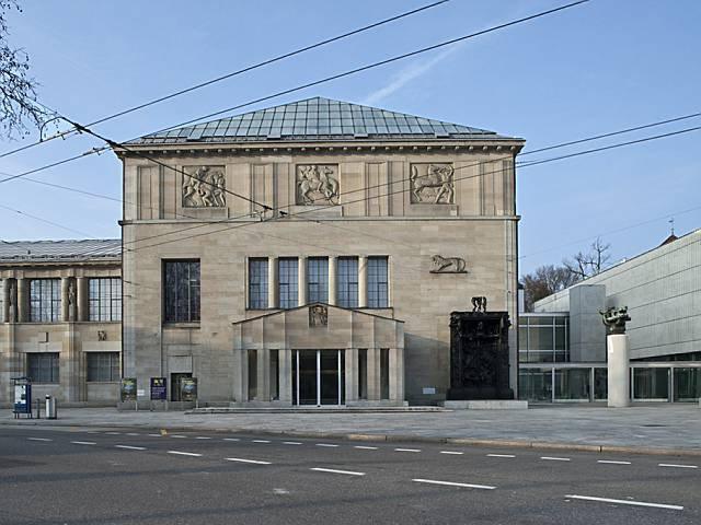 زيارة متحف الفن