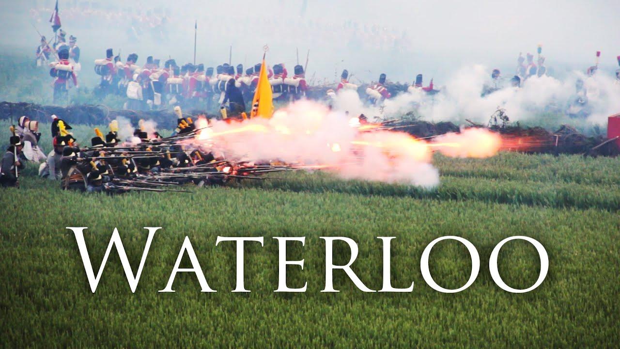 مهرجان معركة وواترلو