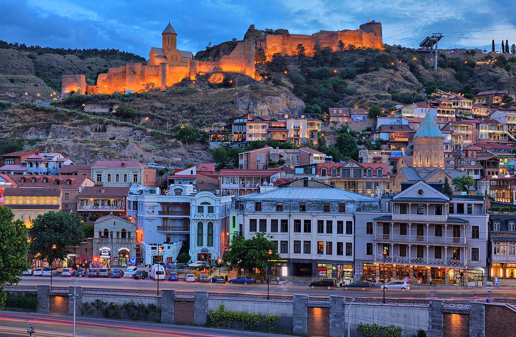 تجول في المدينة القديمة