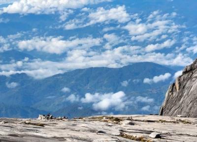 الطريق الحديدي لتسلق جبال كينابالو