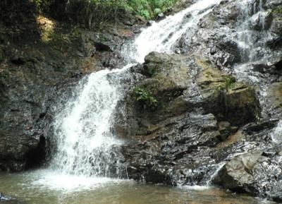 شلالات كوتا، تينغجي