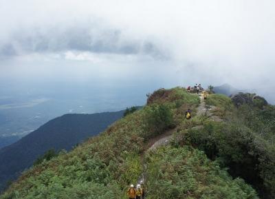 غونونغ ليدانغ / جبل أوفير