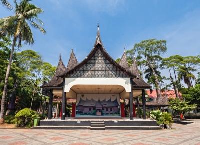 متحف طوابع الإندونيسي