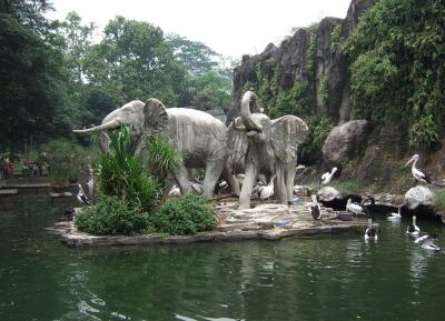 حديقة حيوان راجونان