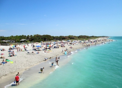 شواطئ ليدو