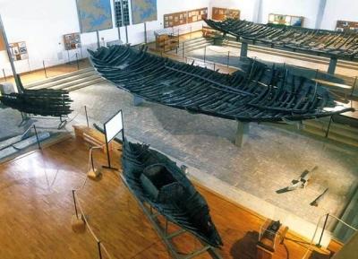 متحف السفن الرومانيه