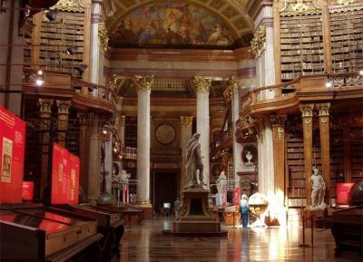 مكتبة النمسا الوطنية