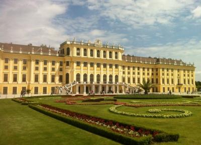 متاهة قصر شونبرون