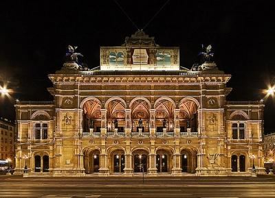 دار أوبرا فيينا