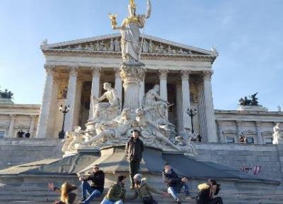مبنى البرلمان النمساوى