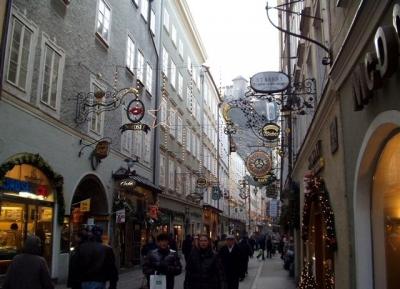 مدينة سالزبورغ القديمه