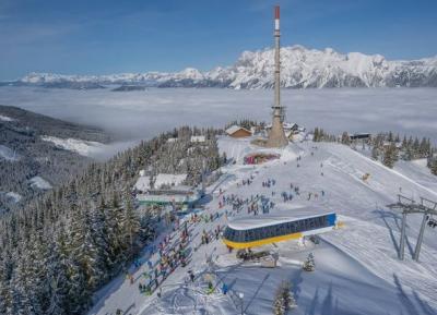 منتجع داشستين للتزلج