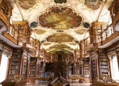 مكتبة دير سانت غال