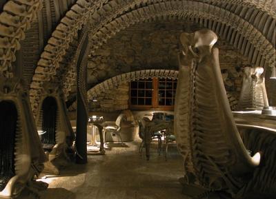 متحف جى أر جيغر