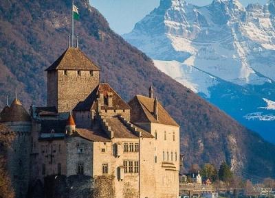 قلعة شيون
