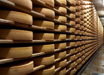 مصنع غرويير للجبن