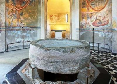معمودية القديس يوحنا