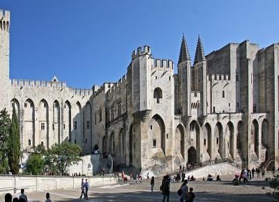 قصر الباباوات