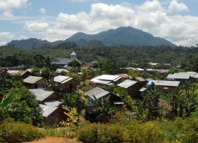 قرية ميرابو