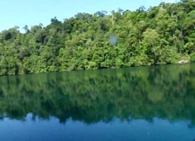 بحيرة حاجي بوانج