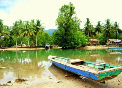 قرية تيلوك سومبانج