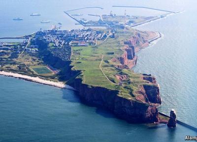 جزيرة هيلغولاند
