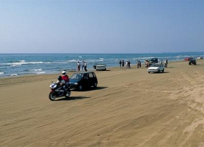 شاطئ شيريهما