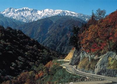 طريق غابة هاكوسان